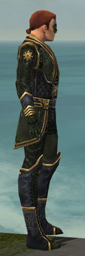 Mesmer Sunspear Armor M gray side