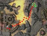 Arneh the Vigorous Map