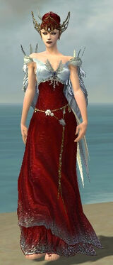 Dwayna's Regalia F dyed front