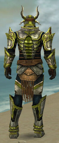 File:Warrior Elite Sunspear Armor M dyed back.jpg