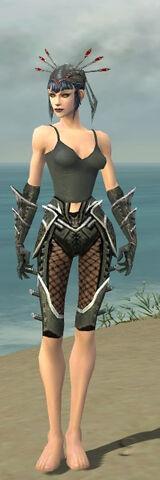 File:Necromancer Elite Kurzick Armor F gray arms legs front.jpg
