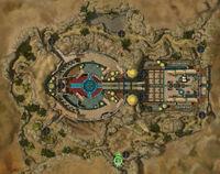 Garden of Seborhin Map