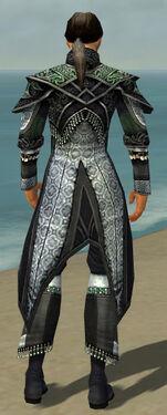 Elementalist Elite Luxon Armor M dyed back