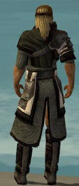 Ranger Norn Armor M gray chest feet back