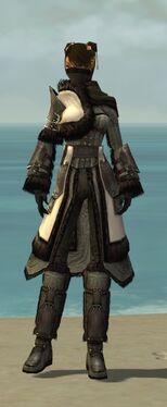 Ranger Norn Armor F gray front