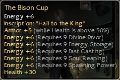 BisonCupStats