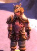 Korg Snowfoot