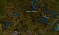 The Northlands map
