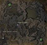 Dragon's Gullet boss map