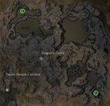 Dragon's Gullet boss map