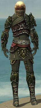 Ranger Elite Luxon Armor M gray front
