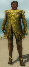 Norgu Mysterious Armor Front