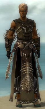Dervish Primeval Armor M nohelmet