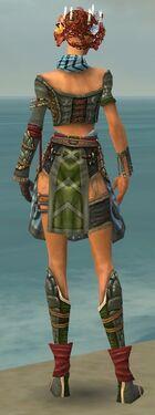 Ranger Luxon Armor F gray back