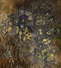 The Desolation map