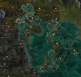 Map Jade Sea