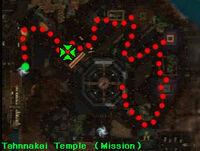 Bound Naku map