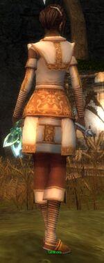 Tahlkora Primeval Armour Back