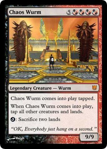 File:MTG Chaos Wurm.jpg