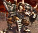 Charr Axe Warrior