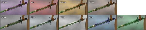 Jade Sword colored