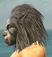 Lupine Mask gray side