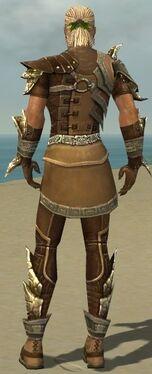 Ranger Asuran Armor M gray back