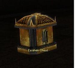 Zaishen chest