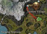 Dae Chung map
