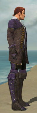 Mesmer Tyrian Armor M dyed side