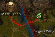 Xuekao the Deceptive map location