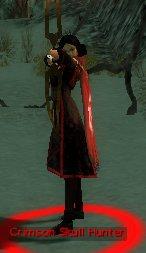 Crimson Skull Hunter