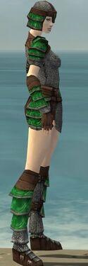 Warrior Krytan Armor F dyed side