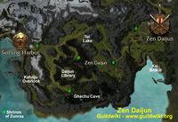 Zen Daijun map
