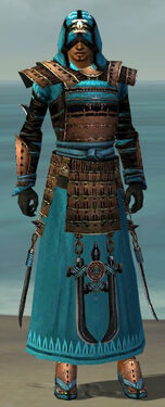 Dervish Monument Armor M dyed front