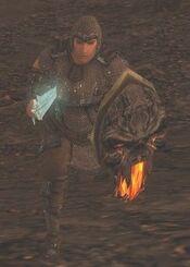 Zaishen Warrior