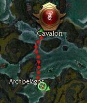 Siska Scalewand map location