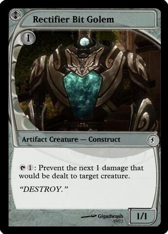 File:Giga's Rectifier Bit Golem Magic Card.jpg