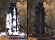 Grenth Statue