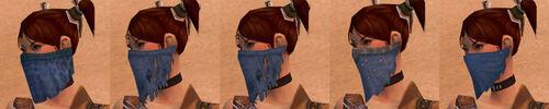 Armor R Tyrian F Dye Mask