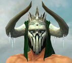 Grenth's Regalia M dyed head front