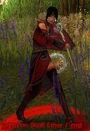 Crimson Skull Ether Fiend
