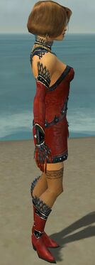 Mesmer Obsidian Armor F dyed side