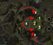 Eternal Grove Mission Map