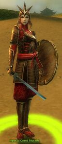 Imperial Guard Musashi