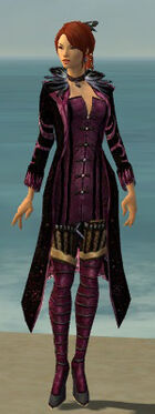 Mesmer Deldrimor Armor F dyed front