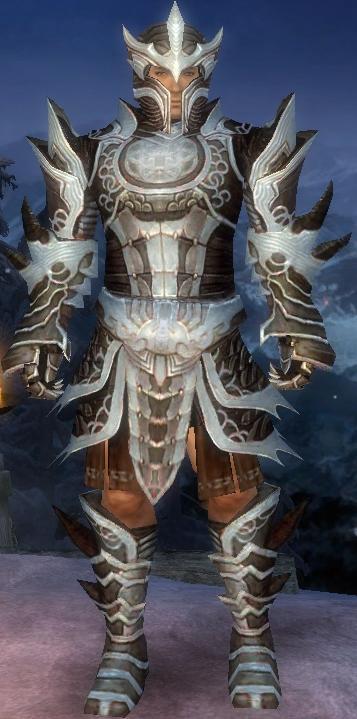 Full monument armor