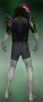 Gloomcrest Tunic M dyed back