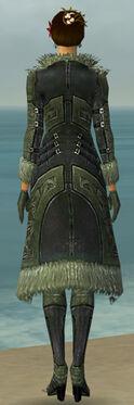 Mesmer Kurzick Armor F gray back