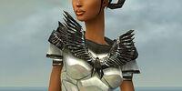 Paragon Obsidian armor